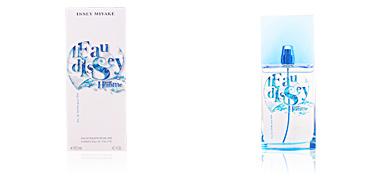 Issey Miyake L'EAU D'ISSEY HOMME SUMMER 15 edt vaporizador 125 ml