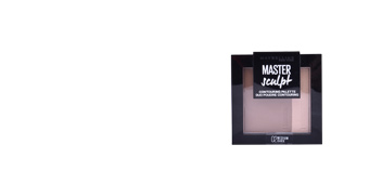 Loose powder MASTER SCULPT contouring foundation Maybelline