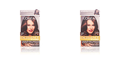 L'Oréal Expert Professionnel EXCELLENCE Creme tinte #4,03 castaño oscuro radiante
