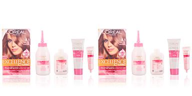 EXCELLENCE Creme tinte #6,1 rubio oscuro ceniza L'Oréal Expert Professionnel