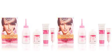 EXCELLENCE Creme tinte #7,1 rubio ceniza L'Oréal Expert Professionnel