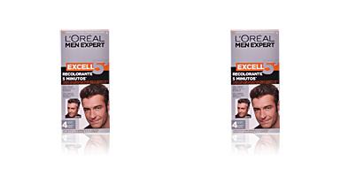 Tinte MEN EXPERT EXCELL5  #4-castaño oscuro L'Oréal París