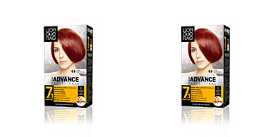Tintas COLOR ADVANCE #6,6-caoba rojo intenso Llongueras