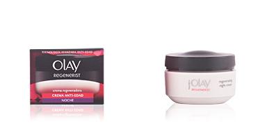 Skin tightening & firming cream  REGENERIST anti-edad regeneradora noche Olay