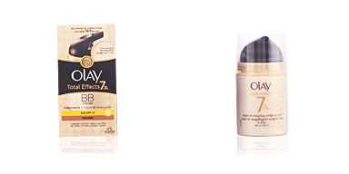 Olay TOTAL EFFECTS hidratante + maquillaje SPF15 #oscuro 50 ml