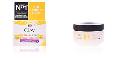 COMPLETE crema noche pieles normales a secas Olay