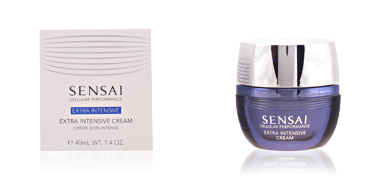 Efecto flash SENSAI CELLULAR PERFORMANCE extra intensive cream Kanebo Sensai