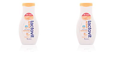 Body moisturiser ACTIVIT leche corporal protectora Lactovit
