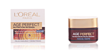 AGE PERFECT NUTRICION INTENSA crema noche 50 ml L'Oréal