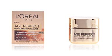 L'Oréal AGE PERFECT RENACIMIENTO CELULAR SPF15 crema día 50 ml