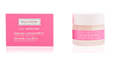 AGE SOLUTION antiarrugas & reafirmante SPF15 Bella Aurora