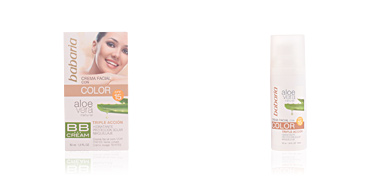 BB Cream ALOE VERA BB cream SPF15 Babaria