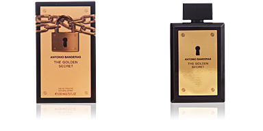 Antonio Banderas GOLDEN SECRET edt spray 200 ml
