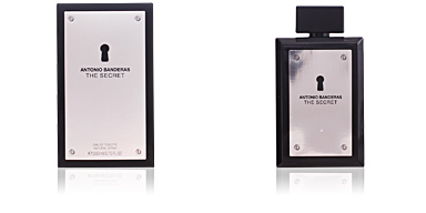 THE SECRET eau de toilette spray Antonio Banderas