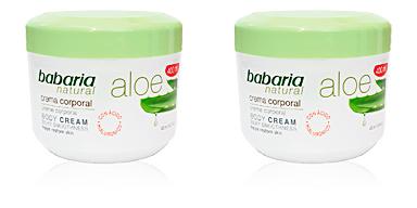 Hidratante corporal ALOE VERA crema corporal Babaria