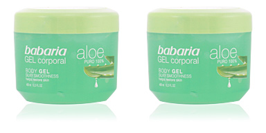Babaria ALOE VERA 100% naturel gel corporel 400 ml