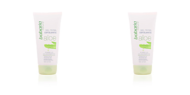Babaria ALOE VERA żel exfoliante facial 150 ml