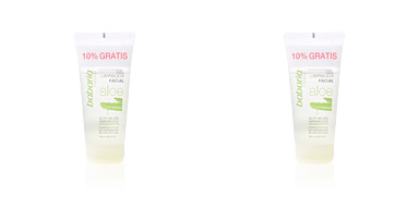 ALOE VERA gel limpiador facial 150 ml Babaria