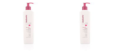 Babaria 6 ACEITES PRODIGIOSOS body milk con spender 400 ml