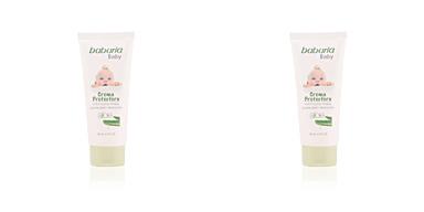BABY crema protectora irritación pañal aloe Babaria