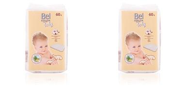 Bel NATURE maxi discos bebé algodón 100% orgánico 60 pz