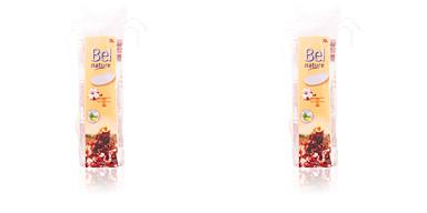 Limpieza facial NATURE discos de algodón 100% orgánico Bel