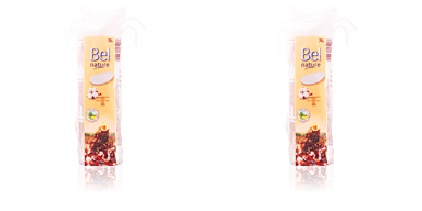 Bel NATURE discos redondos algodón 100% orgánico 70 pz