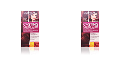 L'Oréal Expert Professionnel CASTING CREME GLOSS #565-rojo grana