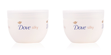 BODY SILKY crema corporal 300 ml Dove