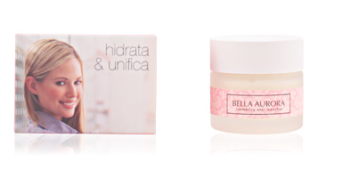 Anti redness treatment cream HYDRA RICH crema hidratante intensiva antimanchas SPF15 Bella Aurora