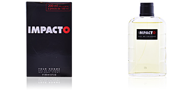 IMPACTO eau de toilette vaporizador 200 ml Puig