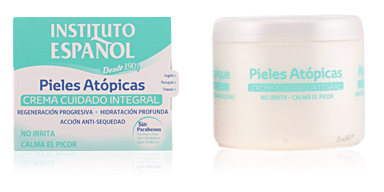 Body moisturiser PIELES ATÓPICAS crema cuidado integral Instituto Español