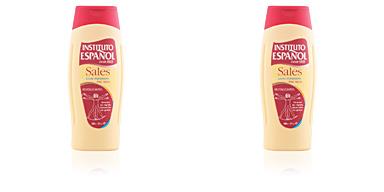 Hidratante corporal SALES leche hidratante piel seca Instituto Español