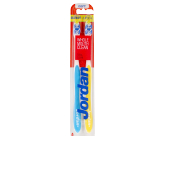 JORDAN total clean cepillo dental #suave 2 pz