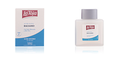 Aftershave HIDROTERMAL after shave piel extra sensible balm La Toja