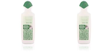 Body moisturiser AGUA LAVANDA body milk Agua Lavanda