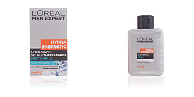Antifatigue facial treatment MEN EXPERT hydra energetic after-shave efecto hielo L'Oréal París