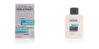 L'Oréal MEN EXPERT hydra sensitive after shave bálsamo 100 ml
