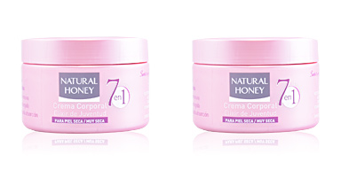 7 EN 1 BENEFICIOS crema corporal 250 ml Natural Honey