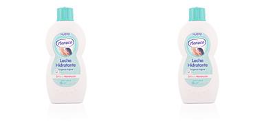 Body moisturiser LECHE HIDRATANTE fragancia original Nenuco