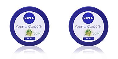 Body moisturiser ACEITE DE OLIVA crema corporal piel seca Nivea