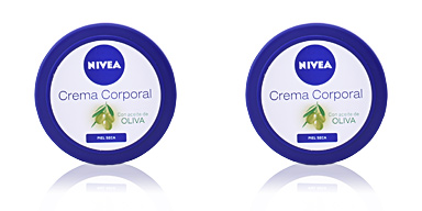 Hidratante corporal ACEITE DE OLIVA crema corporal piel seca Nivea