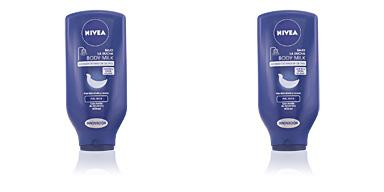 Body moisturiser BAJO LA DUCHA body milk piel seca Nivea