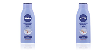 Nivea TRIPLE ACCION smooth body milk  400 ml