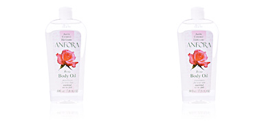 Instituto Español AGUA DE ROSAS aceite corporal 400 ml