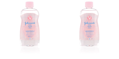 Johnson's BABY aceite clásico 500 ml