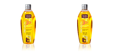 Body moisturiser ELIXIR  DE ARGAN OIL & GO aceite hidratante Natural Honey