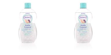 Body moisturiser ACEITE CORPORAL fragancia original Nenuco