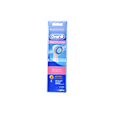 Oral-b SENSITIVE CLEAN replacement brush heads x 2