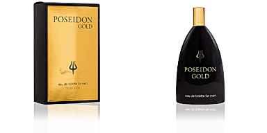 POSEIDON GOLD FOR MEN eau de toilette spray Posseidon